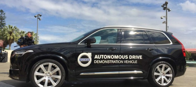 Volvo to accept liability if autonomous car technology fails
