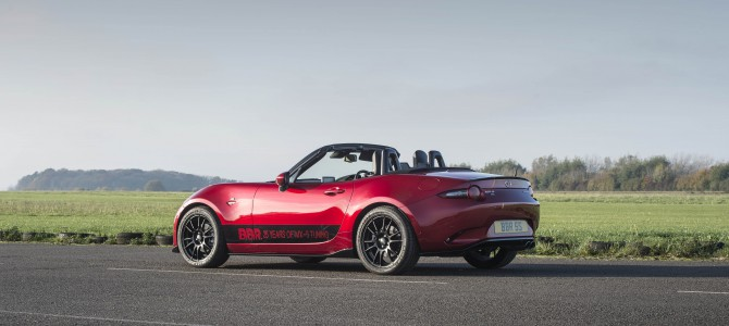 Mazda Performance Gurus Release Anticipated MX5 4th Gen Power Upgrades