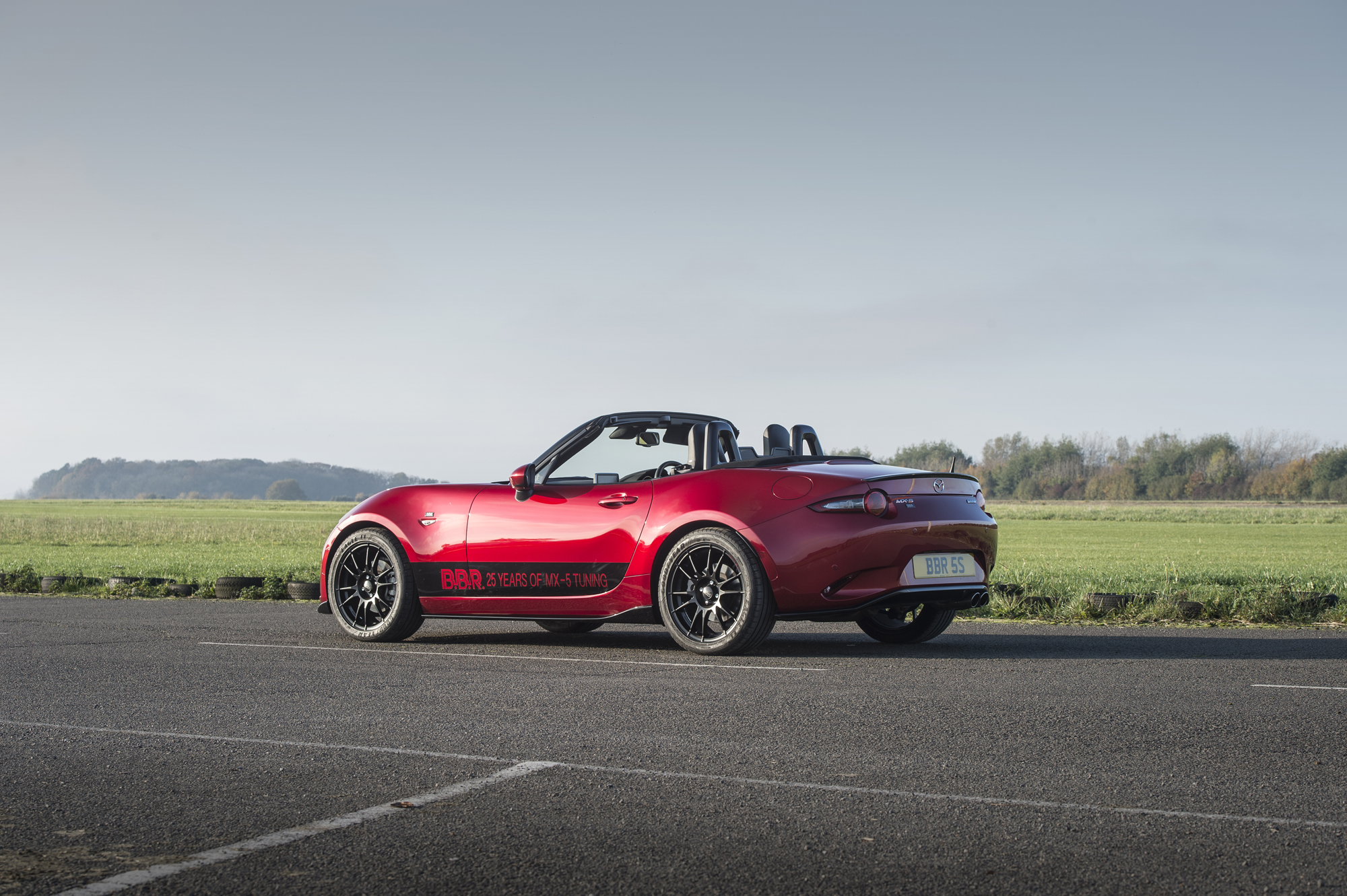 Bbr Tuning Firm Upgrades For All New Mazda Mx 5 Models Motorparks Blog
