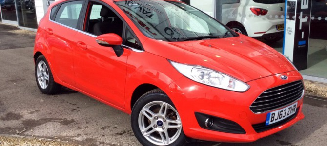 Managers Weekend Used Car Deal… Ford Fiesta!