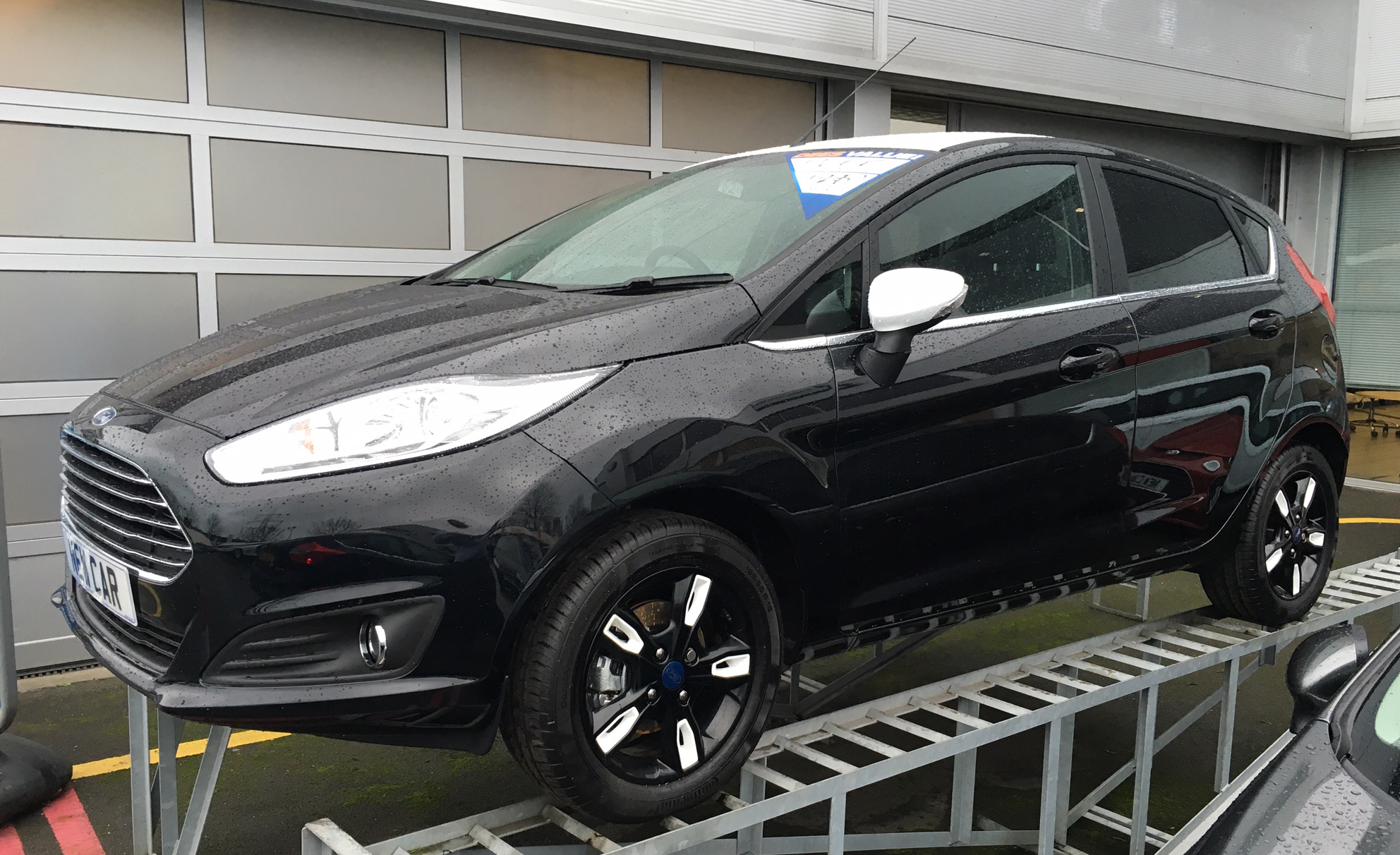 take a look at the new ford colour edition fiesta focus and b max motorparks blog. Black Bedroom Furniture Sets. Home Design Ideas