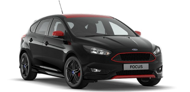 Take a look at the New Ford 'Colour Edition' Fiesta, Focus and B-max