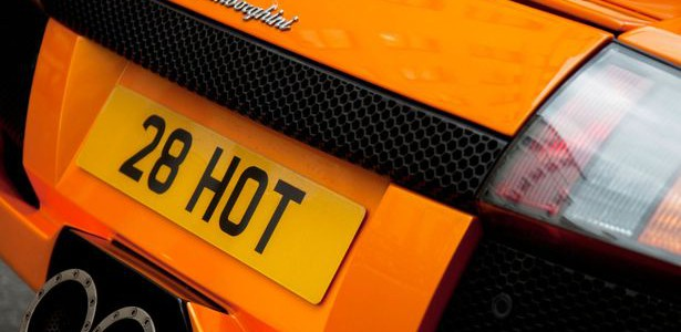 £2m Spent on Personalised Number Plates in the first 24 Hours of Sale