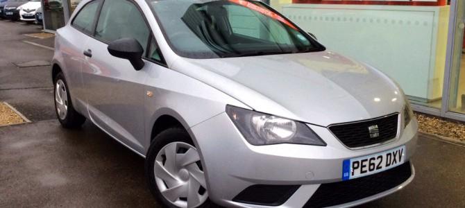 SEAT Ibiza 1.2 TDi CR S [AC] Hatchback
