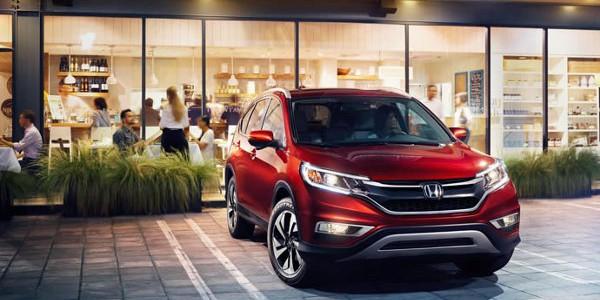 Honda SUV Event