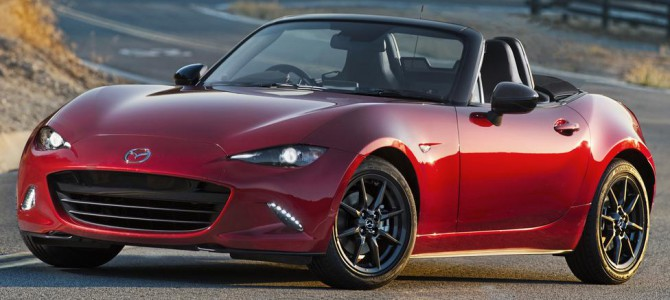 BBR Tuning firm upgrades for All-New Mazda MX-5 models
