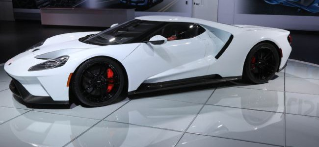 Making the All-New Ford GT Street Legal