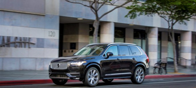 Volvo XC90 is Euro NCAP Best in Class 2015 – Was there ever any doubt that it wouldn't be?