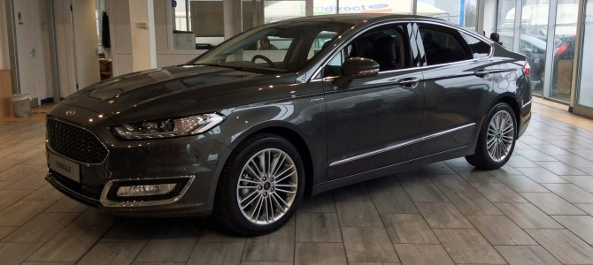 Experience Ford Vignale at Dees of Croydon