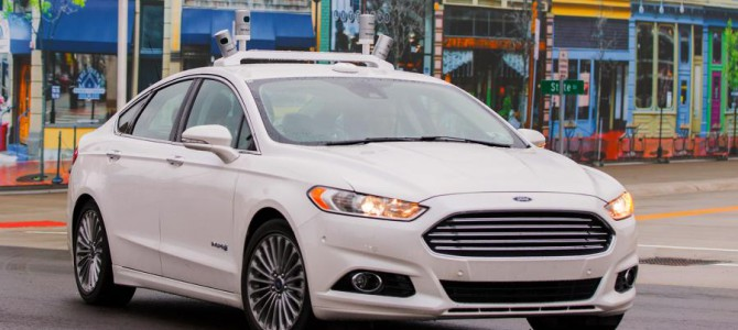 Up to 30 Autonomous test vehicles to be trialed as Ford triple their fleet