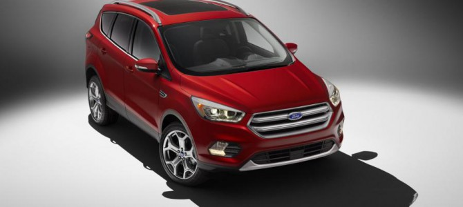 Kuga Facelift could be revealed at Barcelona