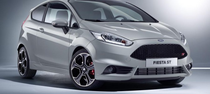 Fiesta ST200 unveiled and will hit UK showrooms in the summer