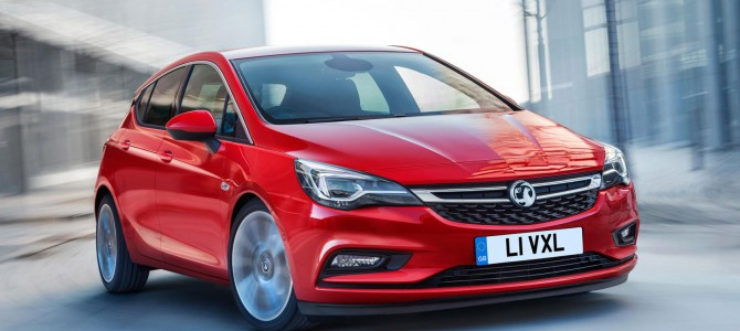 Vauxhall Astra Crowned Best Small Hatchback at UK Car of the Year Awards