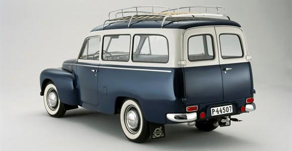 "Volvo at Techno Classica 2016 – ""60 years of estate heritage"""