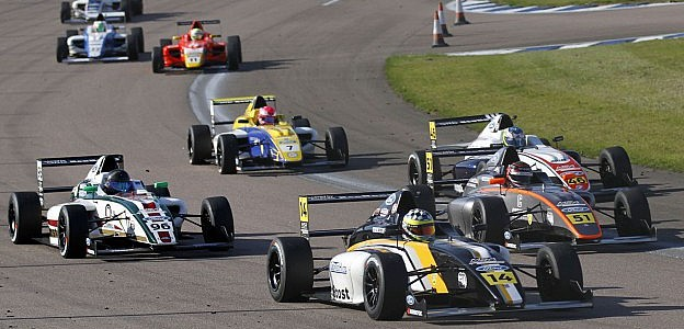 Ford MSA Formula powered by Ford EcoBoost kicks off again this weekend