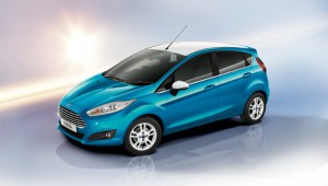 Fiesta blue edition