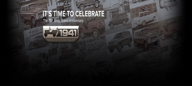 75 YEARS OF JEEP