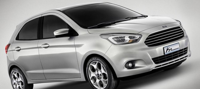 September release for all-new Ford KA