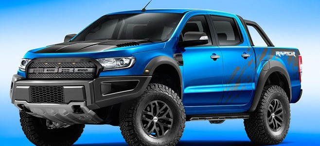 Could the Ford Ranger Raptor be on it's way?