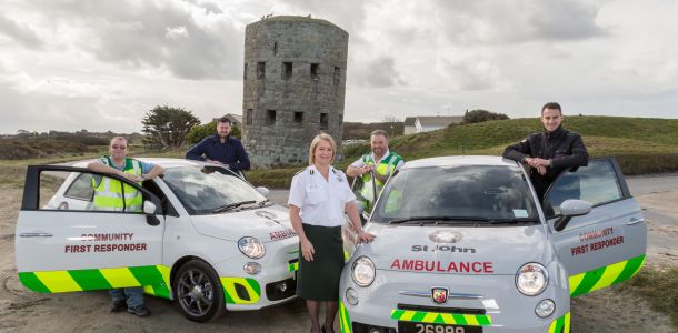 FROM 595 TO 999, ABARTH LIFESAVERS JOIN EMERGENCY SERVICE