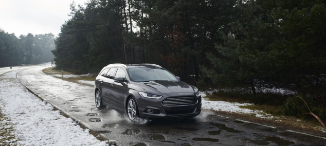 Ford's tested to the limit one of 'the World's Worst Roads'