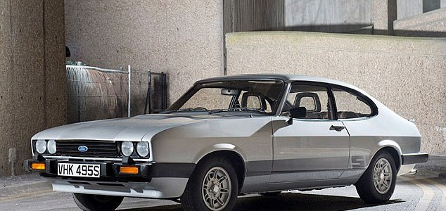 The Professional's Capri Sells for Record £55,000