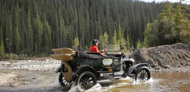 100 Year Old Ford Model T takes on the Ultimate Road Trip