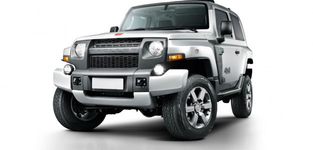 The Ford Troller T4