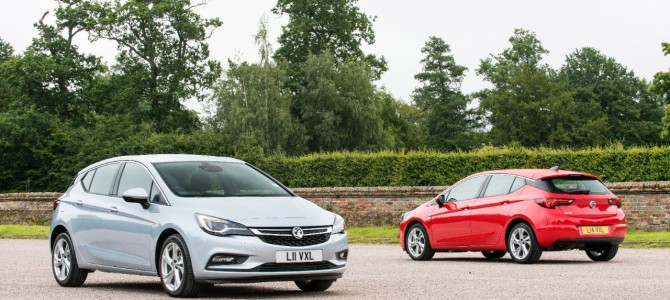 Multiple Honours for Vauxhall at the Fleet World Awards