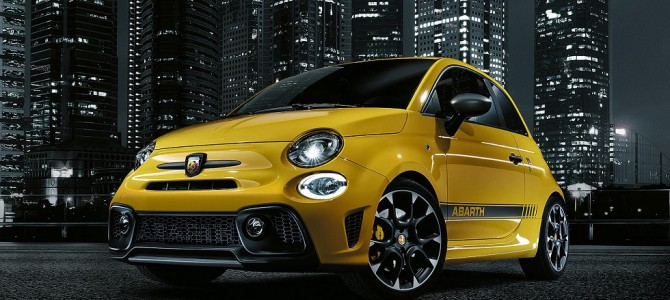 Say Hello to the New Abarth 595 (series 4) Hot Hatch!