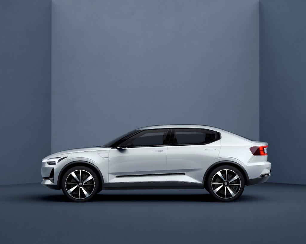 Volvo Concept 40.2 profile