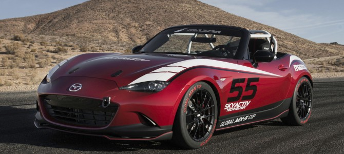 Mazda supports UK MX-5 racers…