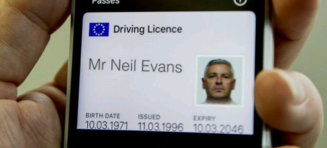 Could this be the end of the plastic driving licence ?