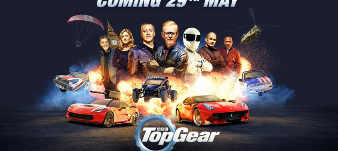 BBC2 Sunday May 29th 8pm: The Return of Top Gear