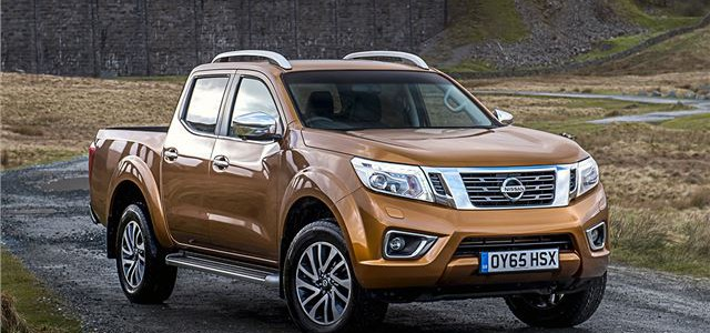 New Nissan Navara Review