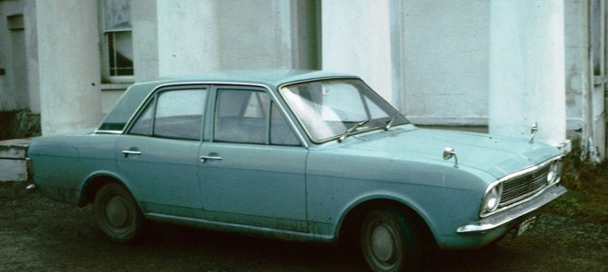 50th Anniversary of the Ford Cortina Mk2
