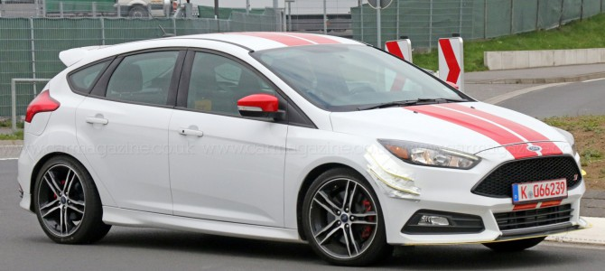 Hotter Focus ST on the way ?
