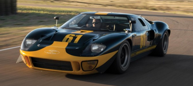6 historic Ford racers going to the auctions