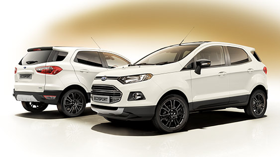 ford ecosport titanium s added to the ford s suv range motorparks blog. Black Bedroom Furniture Sets. Home Design Ideas
