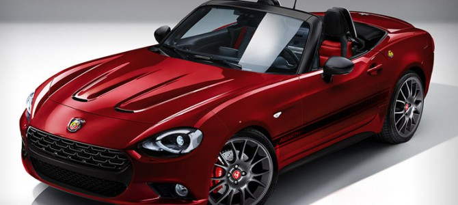 The All New Fiat 124 Spider in Review & it's all Good!