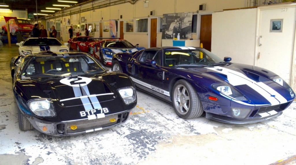 GT40andGT