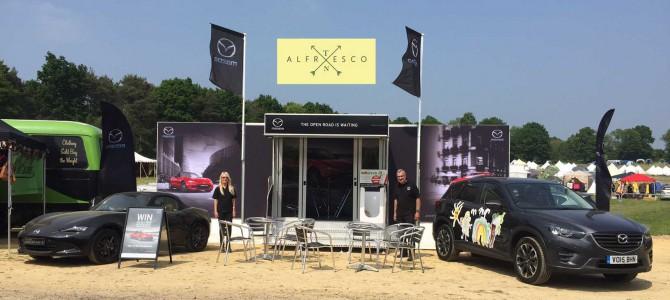Invicta Mazda Tunbridge Wells: Alfresco Festival