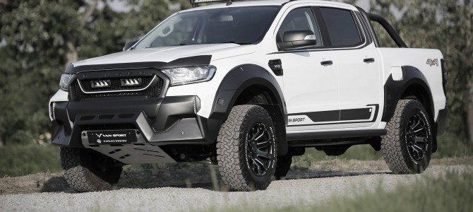 M-Sport Ford Ranger available at Dees of Croydon Transit Centre