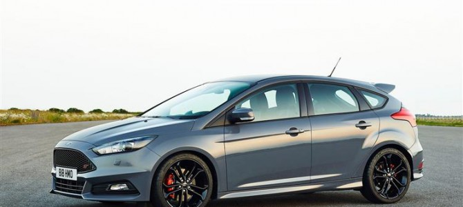 Work underway on new Fiesta and Focus STs