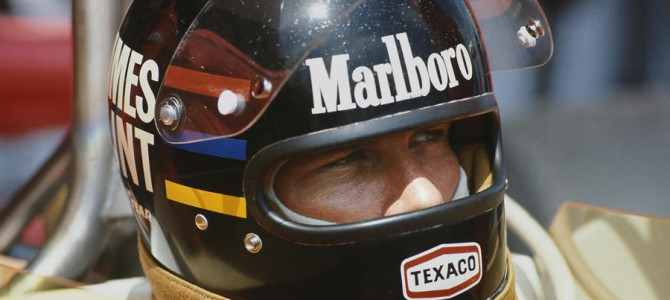 James Hunt to be remembered at the Goodwood Festival of Speed