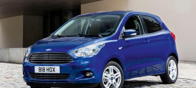 Ford Ka+ set to arrive in October