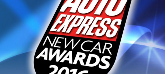 Ford feature heavily in the AutoExpress New Car Awards 2016 nominations