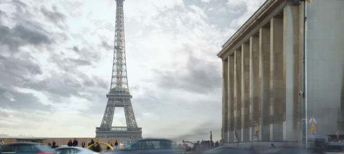 Paris bans older cars in first steps to lowering pollution levels