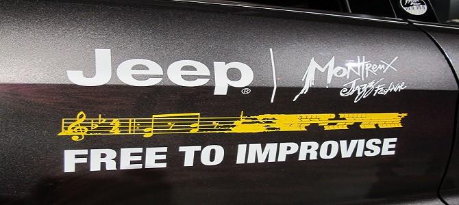 Jazz themed custom Jeeps