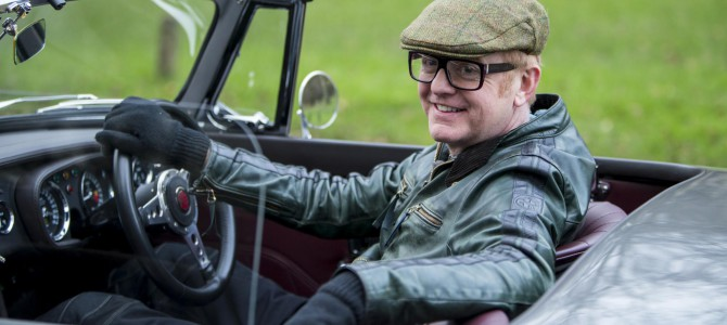 Chris Evans steps down as Top Gear presenter